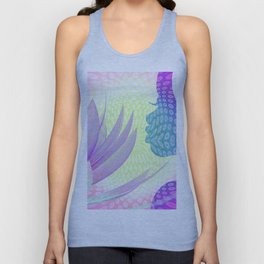 Dawn of the Lotus Unisex Tank Top