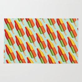 Popsicle Pattern- Bingo Bomb Rug