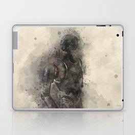 K-2SO Watercolor Laptop & iPad Skin
