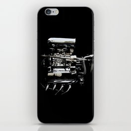 1932 Ford Hot Rod - Engine iPhone Skin