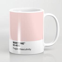 MANTONE® Fragile Masculinity Kaffeebecher