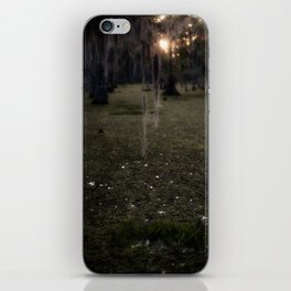 Rising Sun and Witch's Hair iPhone Skin