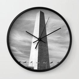Washington D.C. Wall Clock