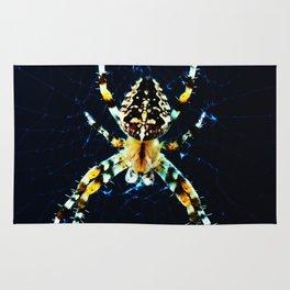 European Garden Spider Rug