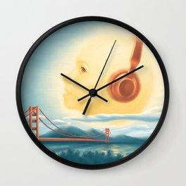 Music Wall Clock