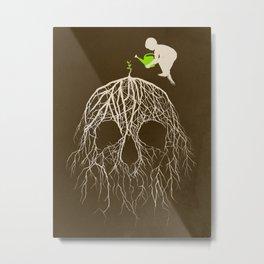 Bad Seed Metal Print