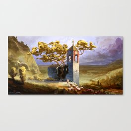 Paulo Coelho's The Alchemist - Andalusia Canvas Print