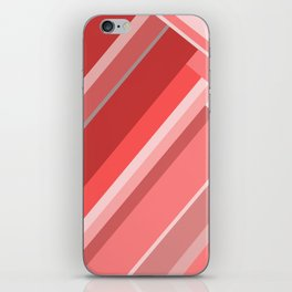 Red hills iPhone Skin