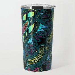 Zentangle #2 Travel Mug
