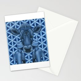 Unified Consciousness Stationery Cards