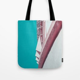 Surreal Montreal 2 Tote Bag