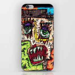 William Burroughs. Nothing is true. Everything is permitted. iPhone Skin