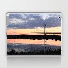 Humber Bridge Dawn Laptop & iPad Skin