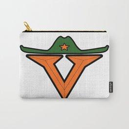 Vaqueros Carry-All Pouch