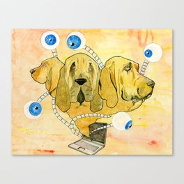 Search engine Canvas Print