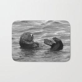 otter feet Bath Mat