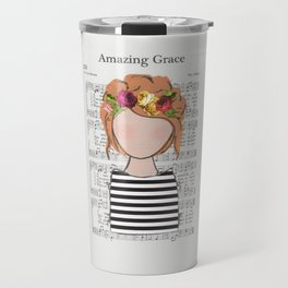 Amazing Grace - Redhead Travel Mug