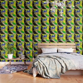 Clematis bloom is gone Wallpaper