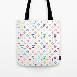 Weed Couture Multicolor Tote Bag