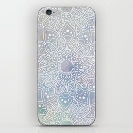 MANDALA CLOUDS iPhone Skin