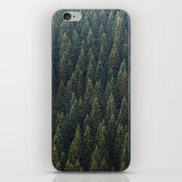 Cover Me iPhone Skin