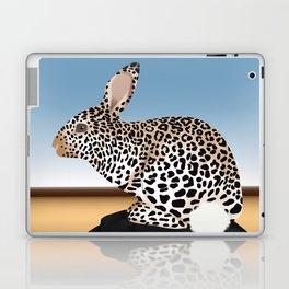 Rabbit Guepard Pattern Laptop & iPad Skin