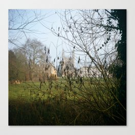 Kings College - Cambridge, England Canvas Print