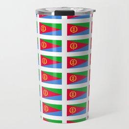 flag of Eritrea -ertirean, ኤርትራ ,إرتريا ,punt,Saba,asmara Travel Mug
