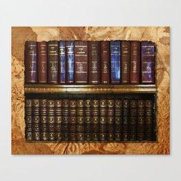 Read A Book! Canvas Print