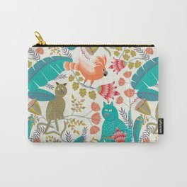 Playing Jungle Carry-All Pouch