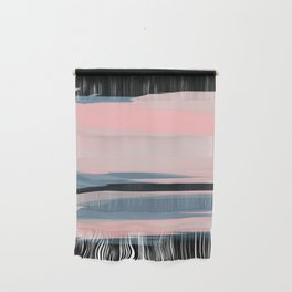 Soft Determination Peach Wall Hanging