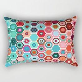 Dual Nature Rectangular Pillow