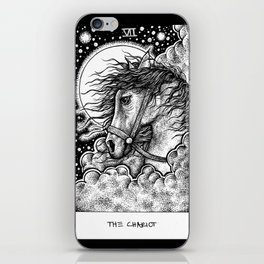 The Chariot Tarot iPhone Skin