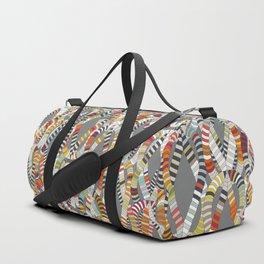 knot drop Duffle Bag