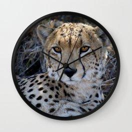 Close Up Wall Clock