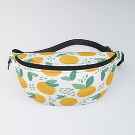 Creative citrus print. Add some vitamins to your life! :) Fanny Pack