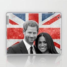 Prince Harry and Meghan Markle Laptop & iPad Skin