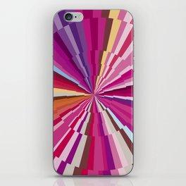 Geometric art: Armitage iPhone Skin