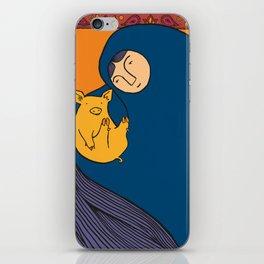 Golden Pig iPhone Skin