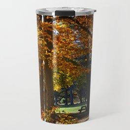 Autumn's Smile Travel Mug