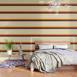 retro color palette Wallpaper