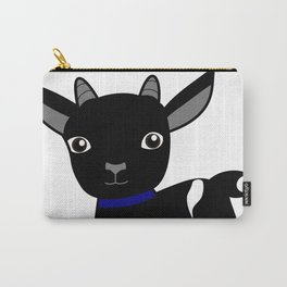Micky the Goat Carry-All Pouch