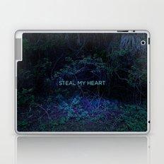 Steal My Heart Laptop & iPad Skin