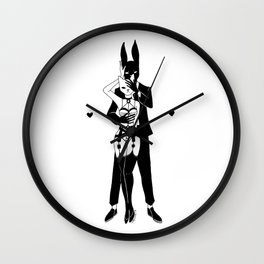 Love your kitty Wall Clock