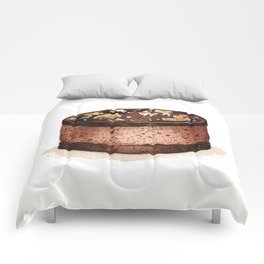 Chocolate Mousse Comforters
