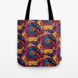 Wunderbar Abstract Tote Bag