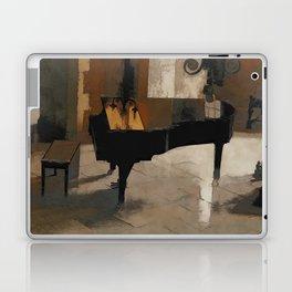 Grand Piano Artwork Laptop & iPad Skin
