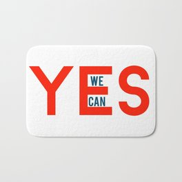 Yes we can Bath Mat