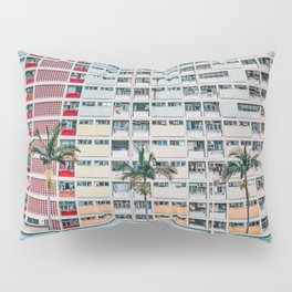 Rainbows at Choi Hung Pillow Sham