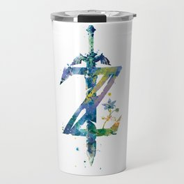 Breath of the Wild Travel Mug